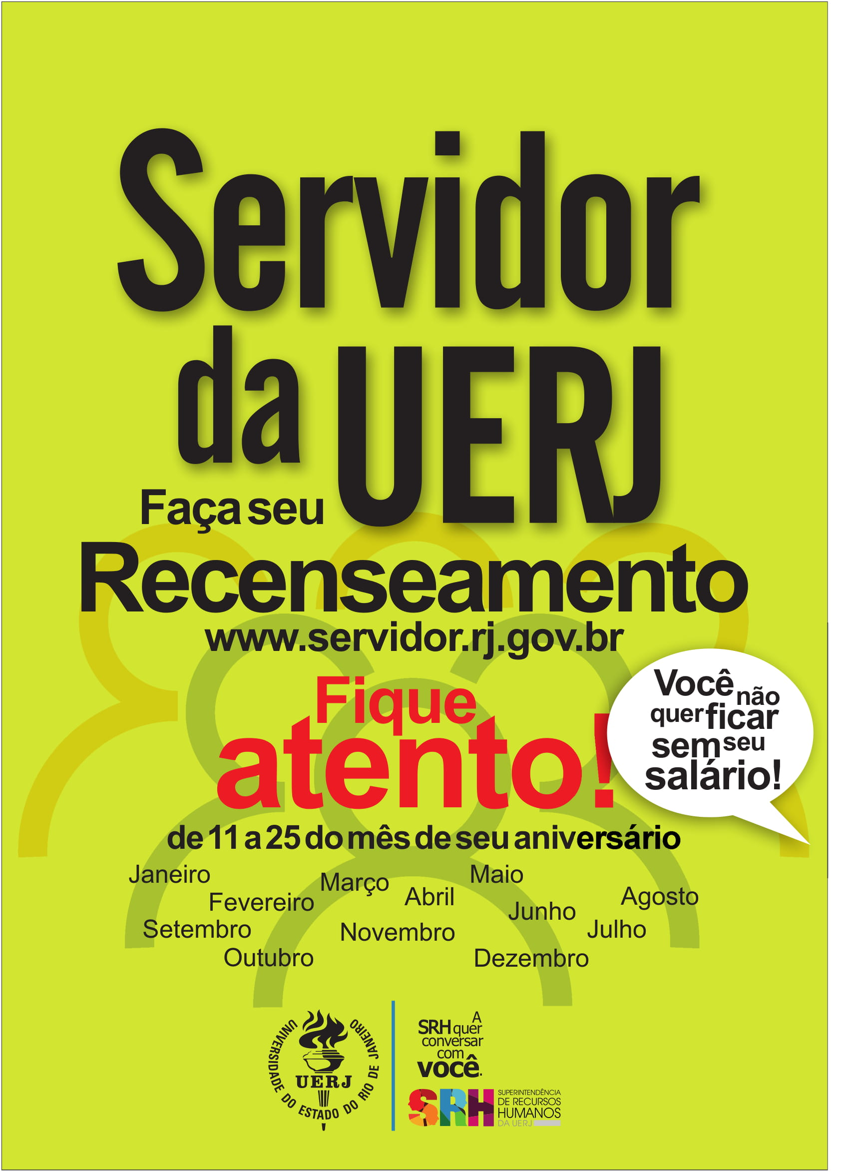Recenseamento Cartaz 1
